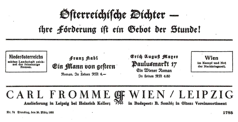 Österreichische Dichter
