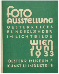 Ausstellungskatalog 1933