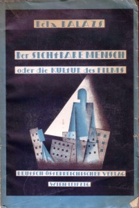 Ein bahnbrechendes Werk über die Filmkunst von Béla Balázs