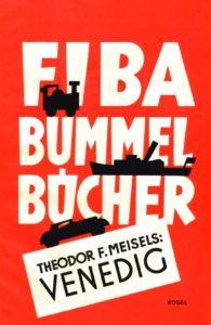 Verlagsprospekt 1931