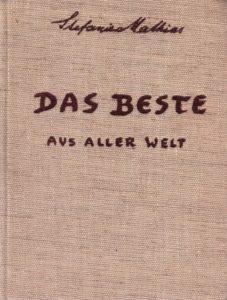 Einband 1935, Gestalter unbekannt