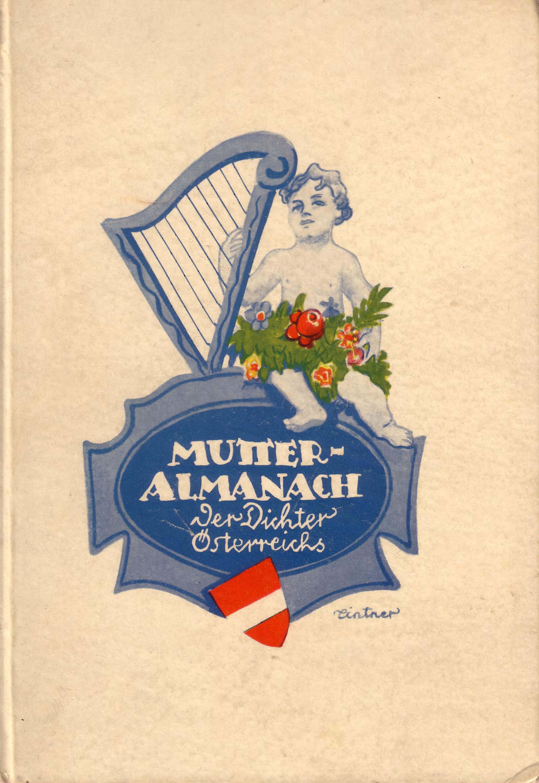 Einband von Erwin Tintner, 1933