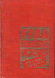 Einband von Hermann Kosel, 1931