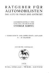 Titelblatt der 5. Auflage