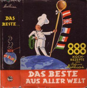 Schutzumschlag von Kóra, 1935