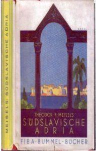 Umschlag von Hermann Kosel, 1934