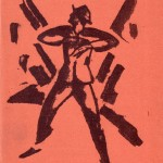 Umschlag (E. Lang) Heimito von Doderers Gedichtband (1923)