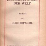Titelblatt der 1. Auflage