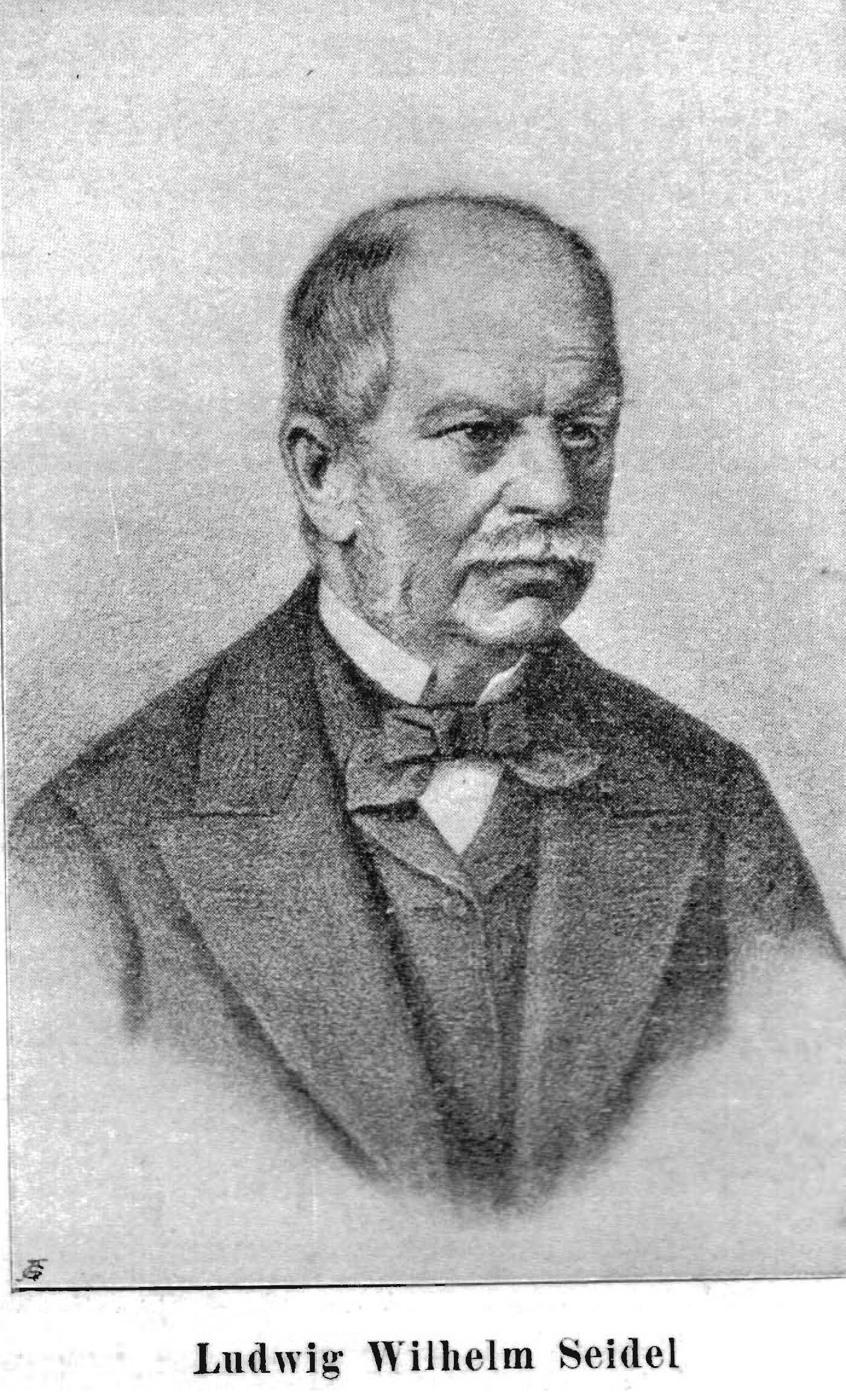 Ludwig Wilhelm Seidel