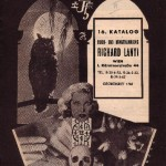 Katalog der Buch- und Kunsthandlung Richard Lányi