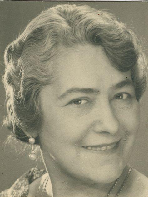 Olga Bauer-Pilecka (1887–1941).