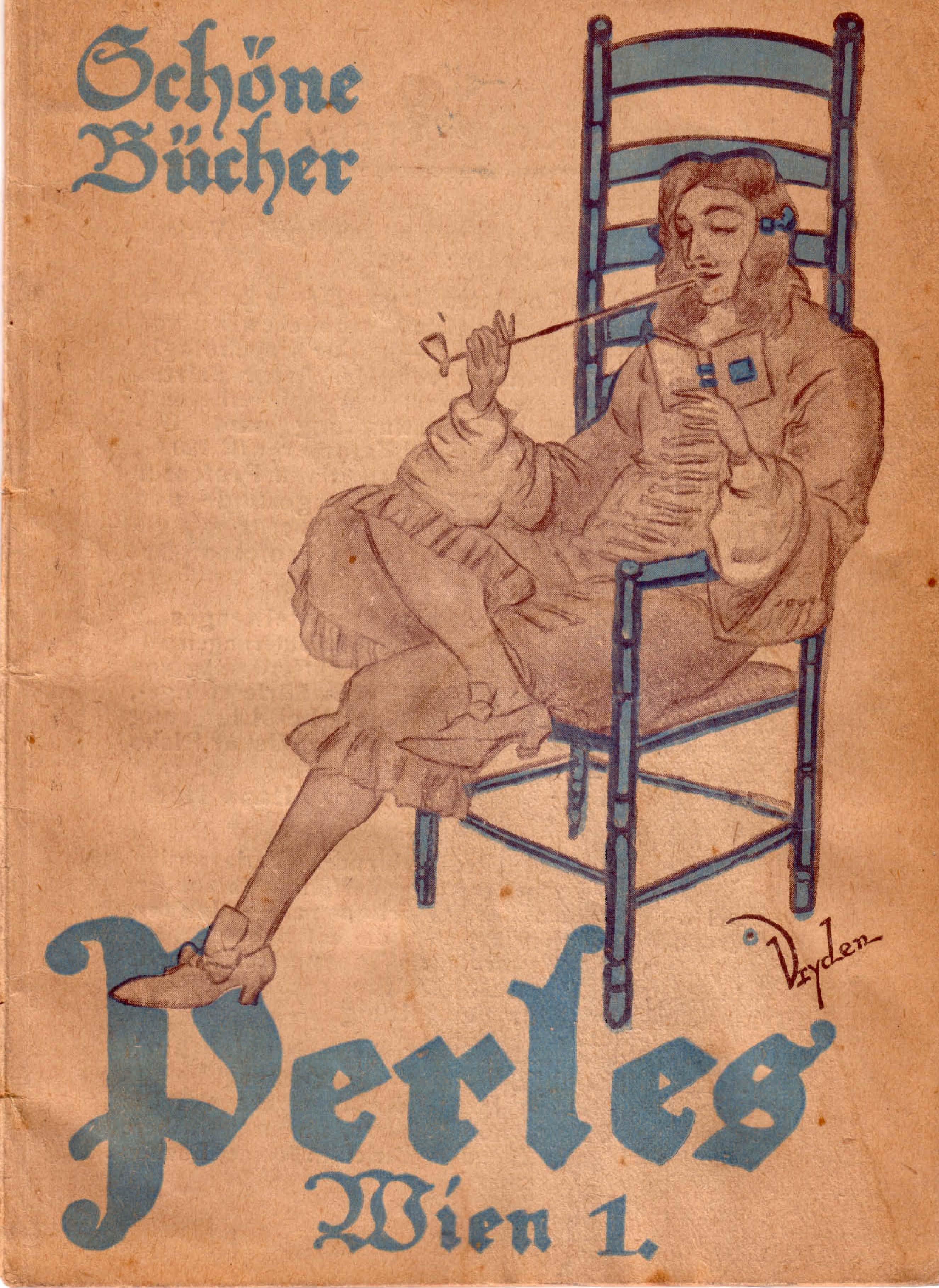 Literarischer Almanach für 1922
