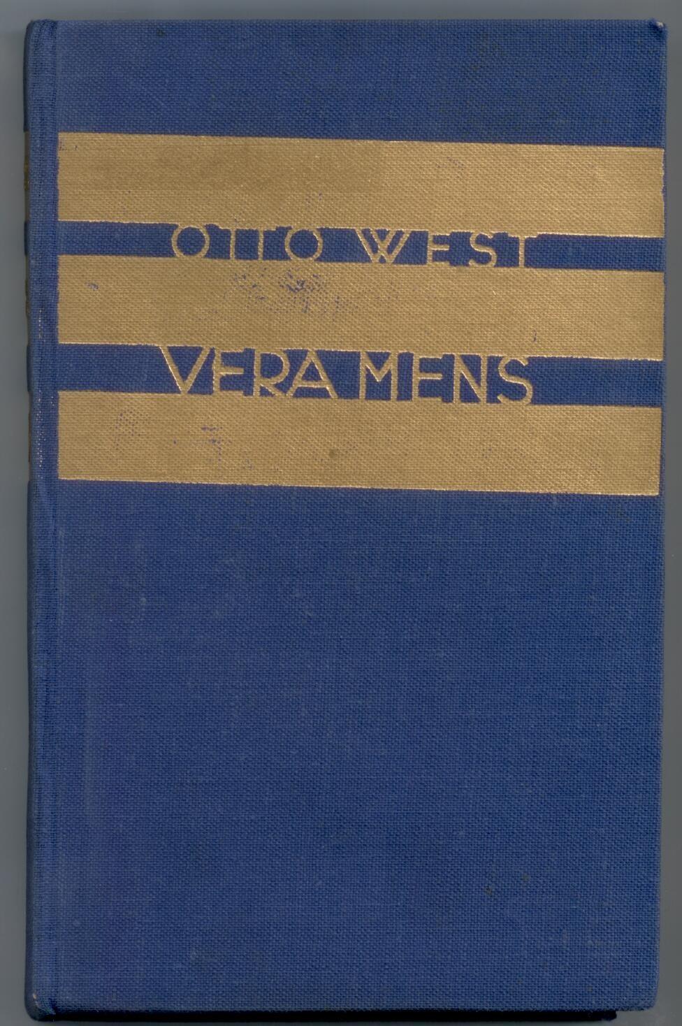 Einbandentwurf von Hermann Kosel