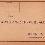 Artur Wolf Verlag
