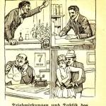 """Illustration aus """"Juda. Wesen und Wirken des Judentums"""""""